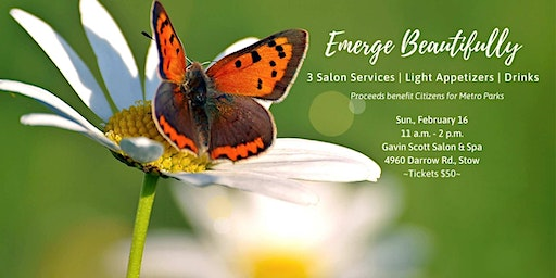 Emerge Beautifully - Benefiting Citizens for Metro Parks