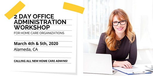 2-Day Office Administration Workshop for Home Care Organizations