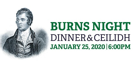 Burns Night Dinner & Ceilidh tickets
