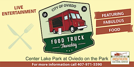 Food Truck Thursday tickets