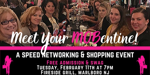 Meet Your MOBentine- Free Mom's Night Out!
