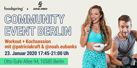 Community Event Berlin Tickets