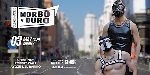 MORBO y DURO (SleazyMadrid 20th Anniversary)