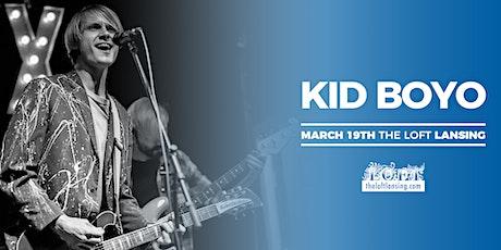 Kid Boyo | 3/19 at The Loft tickets