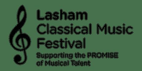 Lasham Classical Music Festival 2020 Concert #4 tickets