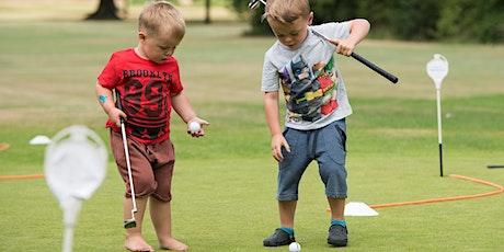 Time to Listen - Astbury Golf Club tickets