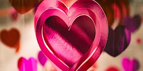 Whitehall Gets Crafty - Valentines tickets