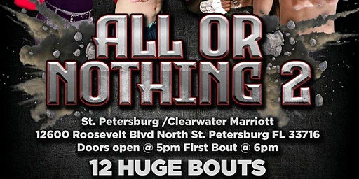All or Nothing 2 Boxing Live in Tampa Bay