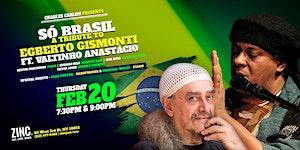 Só Brasil: Valtinho Anastácio