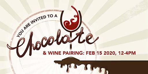 2020 Wine & Chocolate Event!