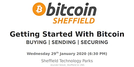 Getting Started With Bitcoin tickets