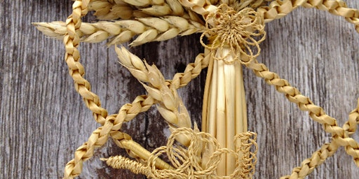 Corn dolly workshop - half day (beginners)