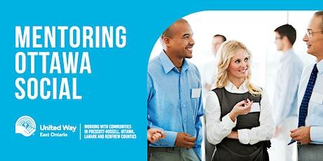 Mentoring Ottawa Social tickets
