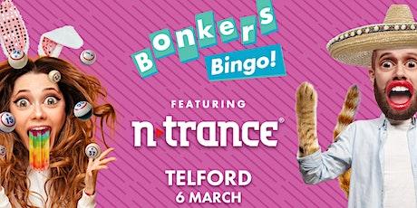 Mecca Telford Bonkers Bingo Feat N-Trance tickets