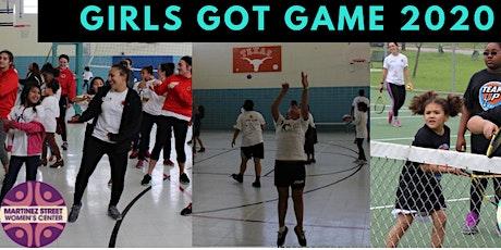 Girls Got Game 2020 - Free Spring Break Camp tickets