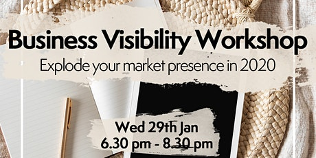 Business Visibility Workshop tickets