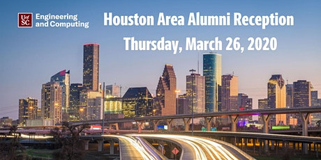 UofSC CEC Houston Area Alumni Reception tickets