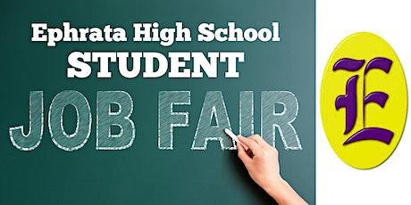 Ephrata High School Student Job & Internship Fair tickets