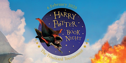 Harry Potter Book Night at Rugby Library