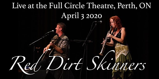 Red Dirt Skinners live at the Full Circle Theatre, Perth