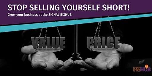 STOP SELLING YOURSELF SHORT!
