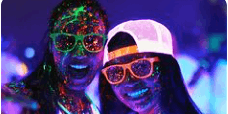 Lets Glow Girls!! Wickfest Surrey 2020 - Opening Party tickets