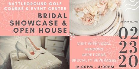 Battleground Bridal Showcase & Open House tickets