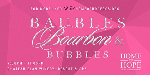 Baubles, Bourbon, & Bubbles