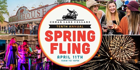 Spring Fling: 10-Year Anniversary Event tickets