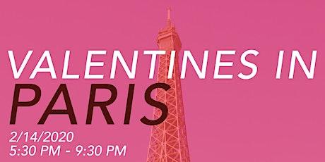 Valentines in Paris 6:30pm tickets