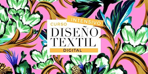 DISEÑO TEXTIL DIGITAL INTENSIVO - 14 y 15 de Febrero de 9 a 13 hs