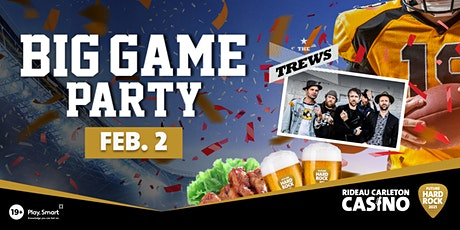 The Big Game Party tickets