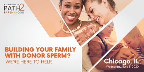 LGBTQ+ Paths to Pregnancy: Using Donor Sperm to Build Your Family - Chicago tickets