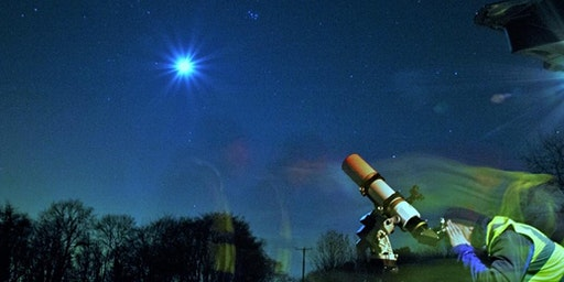 Winter Star Party - See the night sky through a telescope