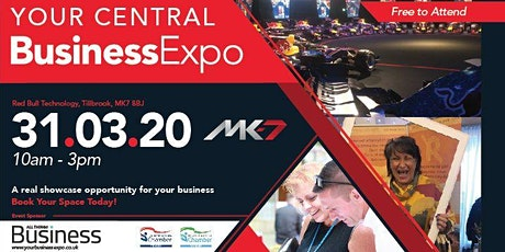 Your Central Business Expo tickets