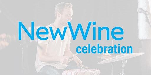 New Wine Celebration : Gareth Robinson