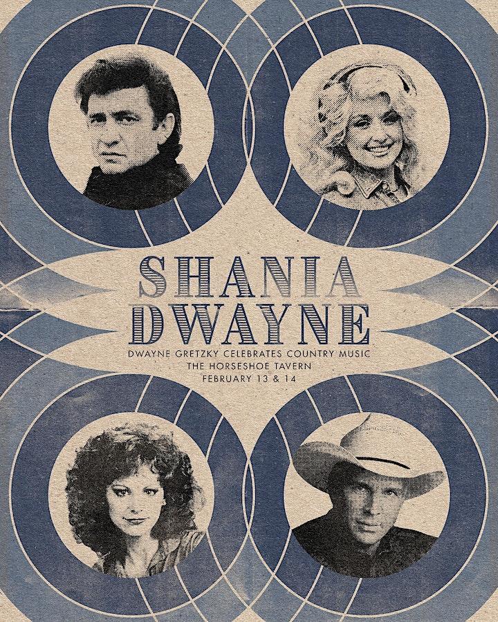 Shania Dwayne: Dwayne Gretzky Gone Country image