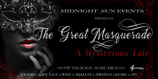 The Great Masquerade - A Mysterious Tale