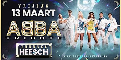 ABBA Tribute Vrijdag 2 Oktober tickets