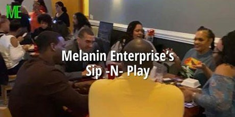 Sip -&- Play tickets