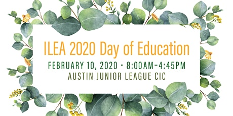 ILEA 2020 Day of Education: GROWTH  tickets