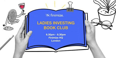 Finimize Ladies Book Club | London, February 2020 tickets