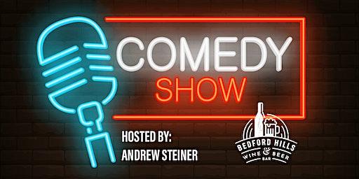 Free Comedy  Night | Andrew Steiner