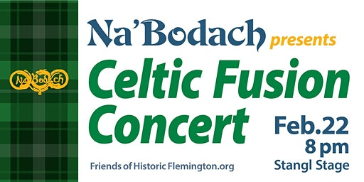 Na'Bodach Celtic Fusion Concert