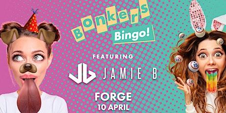 Mecca Forge Bonkers Bingo Feat Jamie B tickets