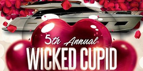 Wicked Cupid - Valentines Boat Party tickets