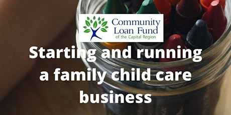 Starting and running a family child care business tickets