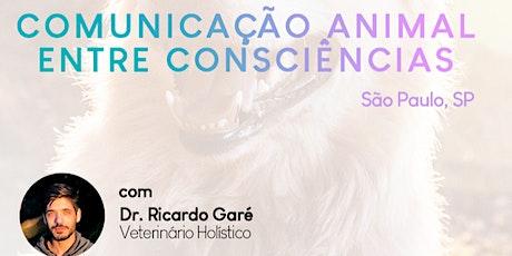 Inscrição - Curso Inicial Comunicação Animal (04 e 05 de abril - SP) ingressos
