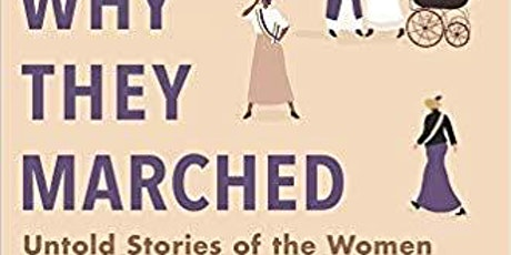 Book Discussion - Why They Marched tickets