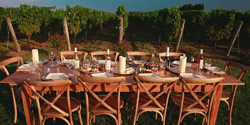 Winemaker dinner with RGNY